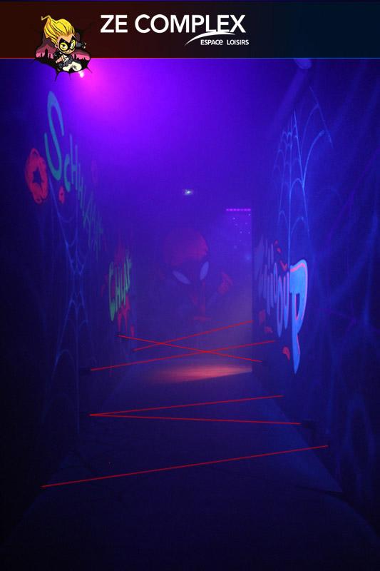 jeux-laser-game pour enfants beynost