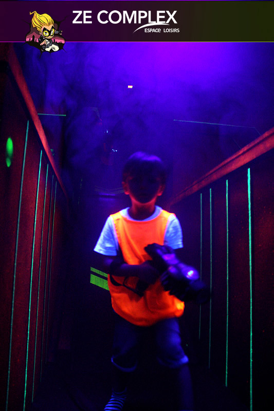 laser game enfant beynost