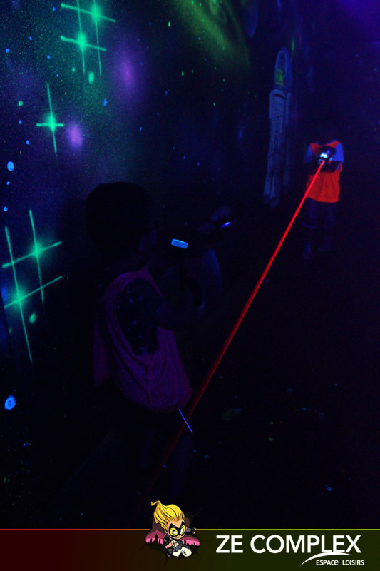 laser game enfants