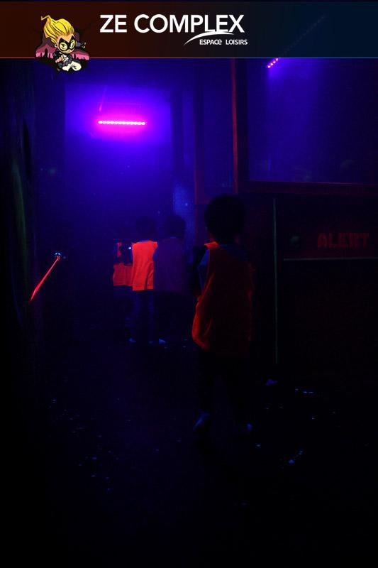 laser game pour enfants beynost