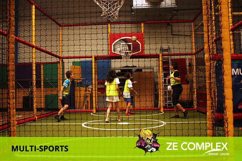 multi-sports enfants
